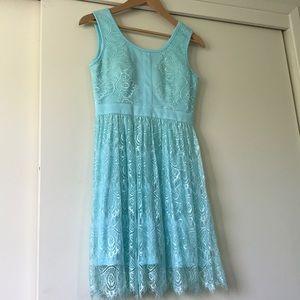 ModCloth Lace Dress - Super Cute!